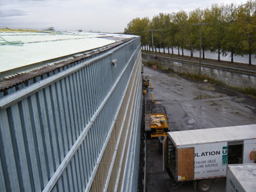 Thermal insulation, commercial buildings, Isolation Unik